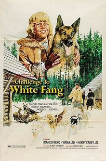 Challenge to White Fang (1974)