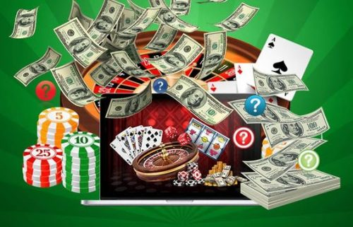 Online slots, baccarat, free credit from the first time